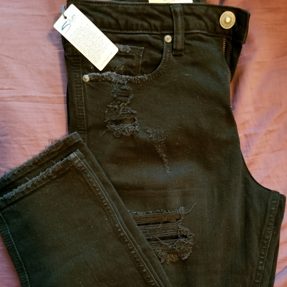 Silver Jeans Denim - NWT silver east end cropped jeans